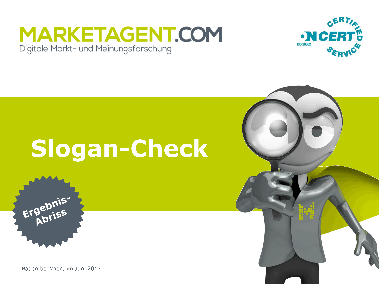 Slogan Check