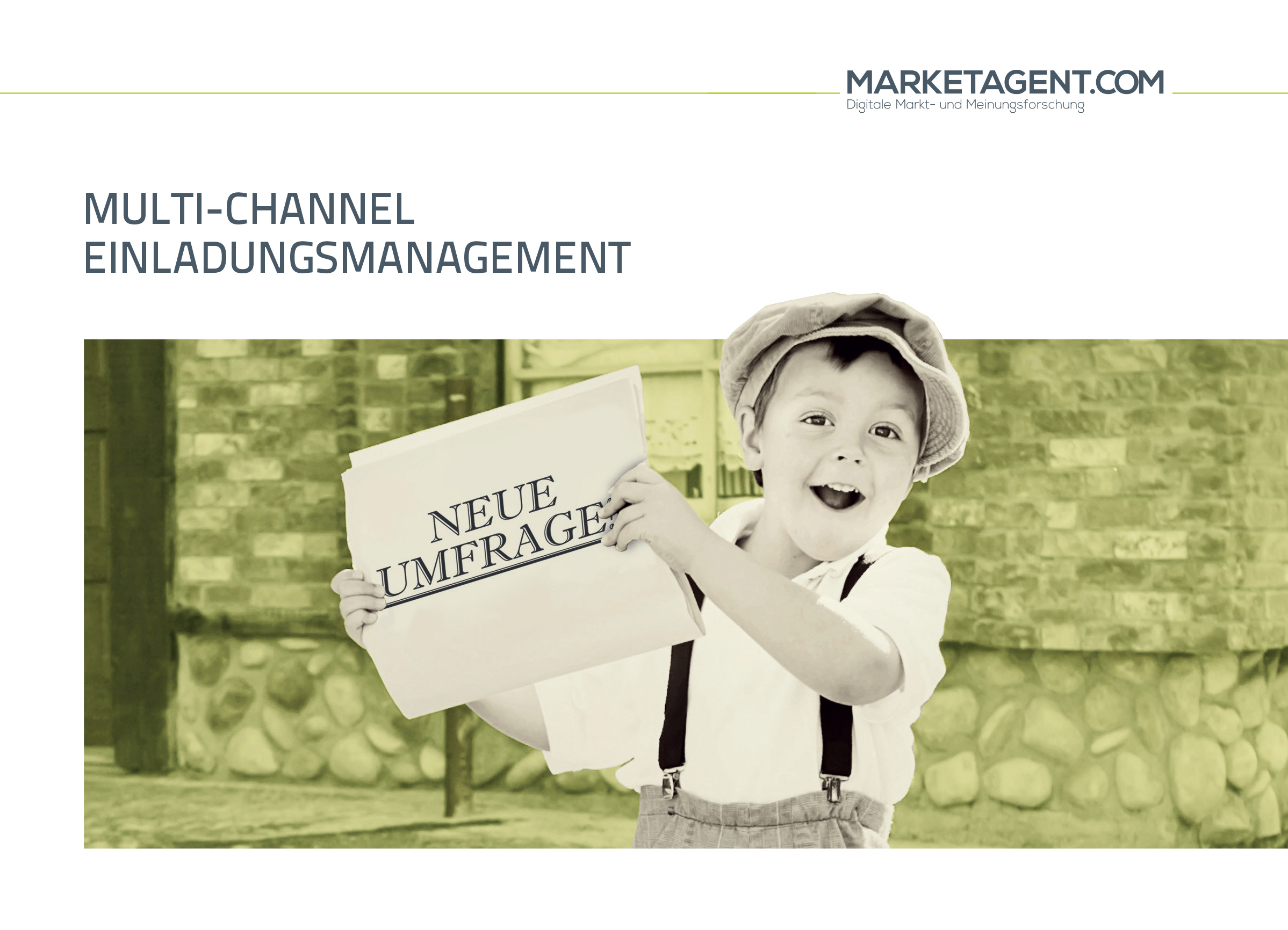 Multi Channel Einladungsmanagement